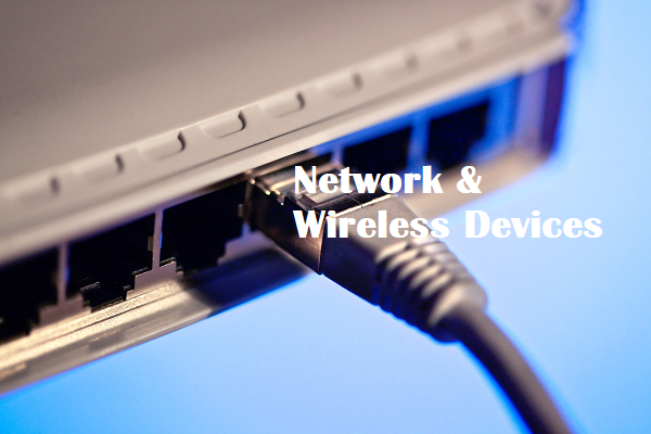Network & Wireless Devices
