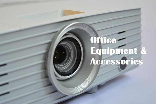 Office Equipment & Accessories
